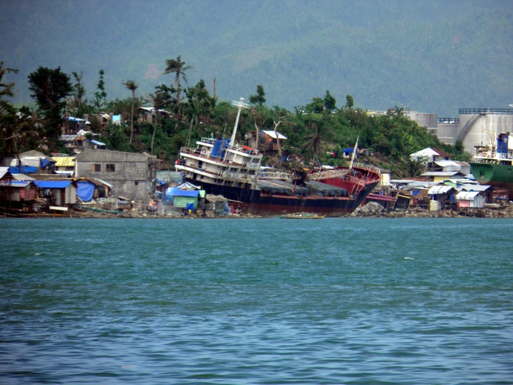 11-Tacloban-Ships-relocated-by-storm-surge-flattened-homes