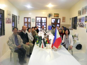 RC-Multinational Manila Club Meeting 1/21/14