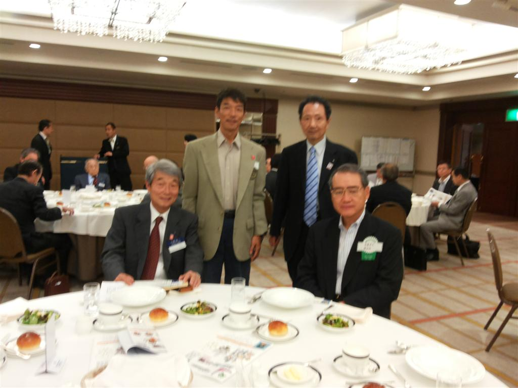 Rotary Club of Yokohama East - June 6, 2014