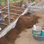 Progress of the MRF construction