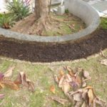 """""""Black Gold"""" soil prior to mixing with native soil"""