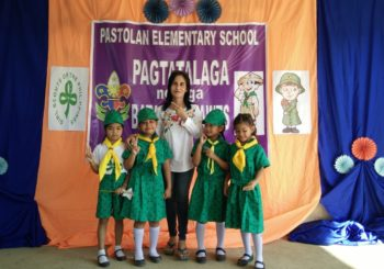 AETAS: Boys & Girls Scouts Investiture