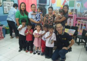 Quarterly Support for the Day Care Pupils