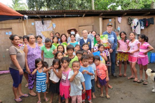 Indigent Support – Squatter Camp at Ustin II, Alfonso
