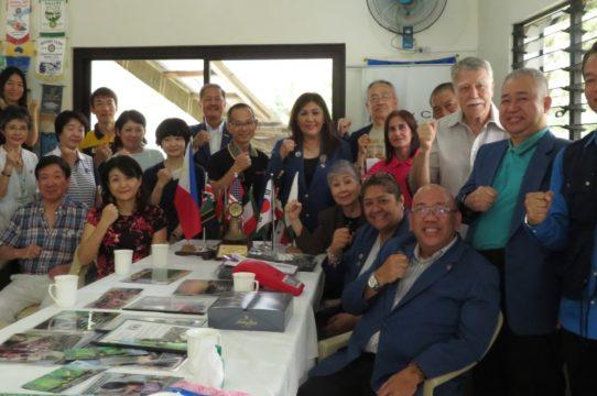 Governor's Visit – Liza Elorde