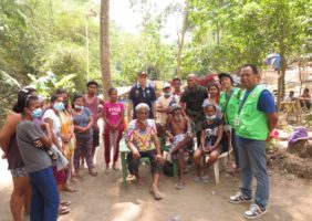 Aetas Relief Operation