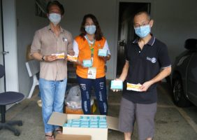 Distributing Donations during COVID-19